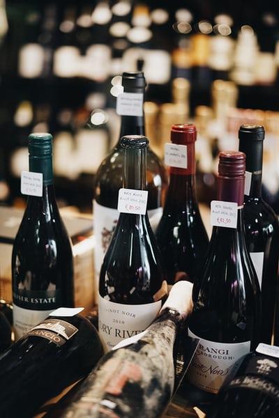 хорошее красное вино - залог долголетия