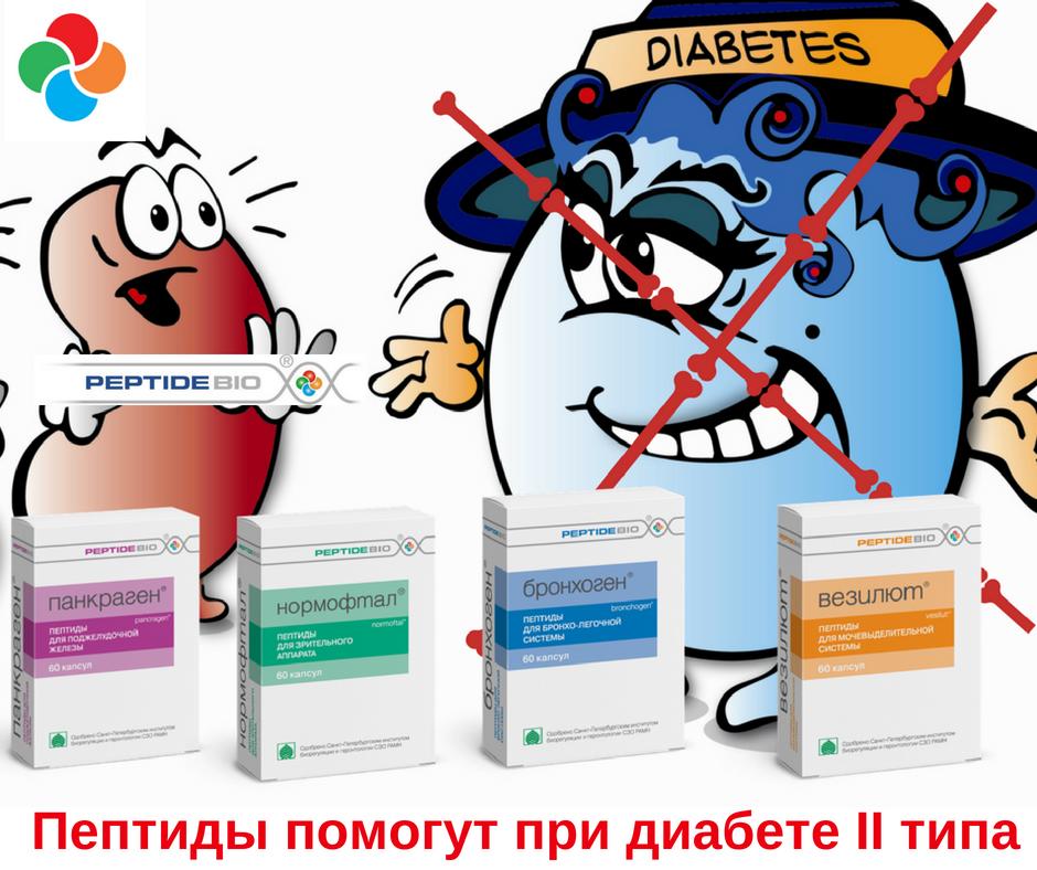 Лучшее средство от диабета